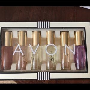 Avon better than flowers 6pc coffret